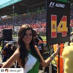 Intervista ESCLUSIVA alla grid girl Elena Galli