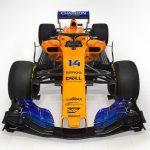 Fotogallery UFFICIALE e in HD della McLaren MCL33