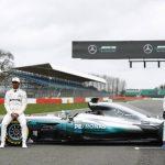 Presentazione ufficiale LIVE Mercedes