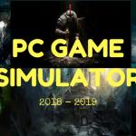 PC Game Simulator 2018/2019