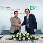 Nio Formula E Team annuncia nuovo partner ufficiale