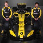 Video di presentazione Renault R.S.18