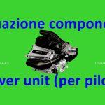 Situazione componenti Power Unit per pilota