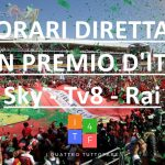 Orari [solo DIRETTA] del Gran Premio d'Italia