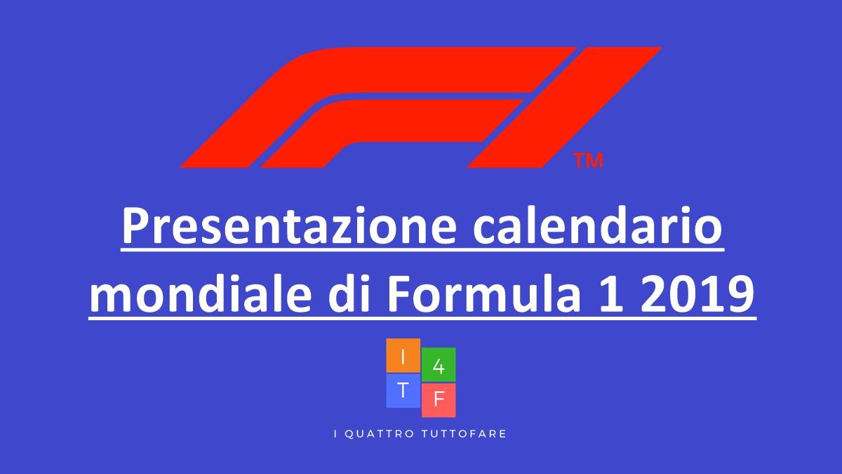 Mondiale Calendario.Formula 1 Il Consiglio Mondiale Della Fia Approva Il