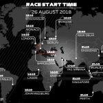 Griglia di partenza e dati pre gara Gran Premio del Belgio