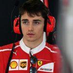 Charles Leclerc promosso in Ferrari nel 2019 al posto di Kimi Raikkonen