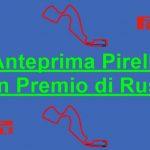 Anteprima Pirelli Gran Premio di Russia