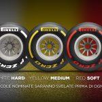 Formula 1 2019 | La Pirelli rende ufficiale la nuova scelta di pneumatici per il 2019