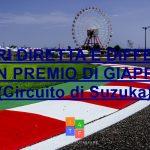 Orari diretta e differita del Gran Premio del Giappone