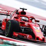 GP USA | Sebastian Vettel convocato dai commissari per una presunta violazione nelle FP1