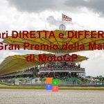 MotoGP | Orari diretta e differita del Gran Premio della Malesia