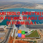 Formula 1 | Orari del Gran Premio di Abu Dhabi [diretta Sky e Tv8]