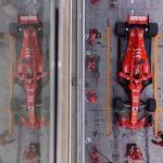 F1 Test Abu Dhabi resoconto   La Ferrari domina i due giorni di test a Yas Marina dove Leclerc batte Vettel e Stroll è una sorpresa