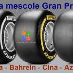Formula 1 2019 | La Pirelli conferma le mescole per i primi 4 Gran Premi, con la nuova denominazione