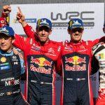WRC | Sebastien Ogier vince il Rally di Monte Carlo con 2,2 secondi di vantaggio
