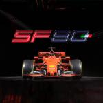 F1, presentazione monoposto 2019 | La Ferrari presenta la nuova SF90, la prima dell'era Binotto-Leclerc