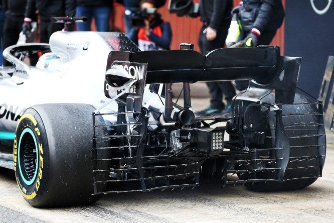 Mercedes rastrelli F1