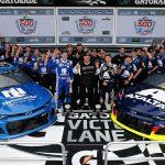 NASCAR | La Hendrick Motorsports domina le qualifiche della Daytona 500 con William Byron