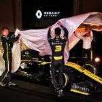 F1, presentazione monoposto 2019 | La Renault presenta la sua nuova monoposto per la stagione 2019