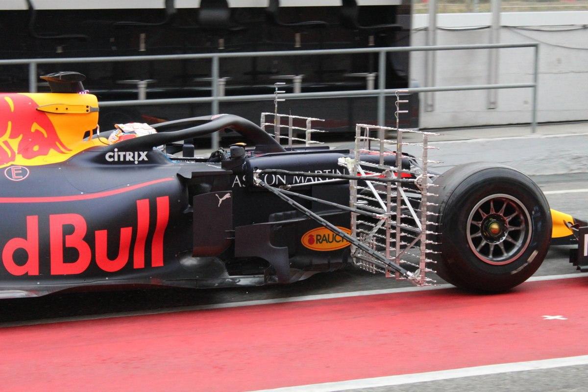Rastrello Red Bull