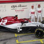 F1, presentazione monoposto 2019 | L'Alfa Romeo Racing presenta la monoposto di Kimi Raikkonen e Antonio Giovinazzi