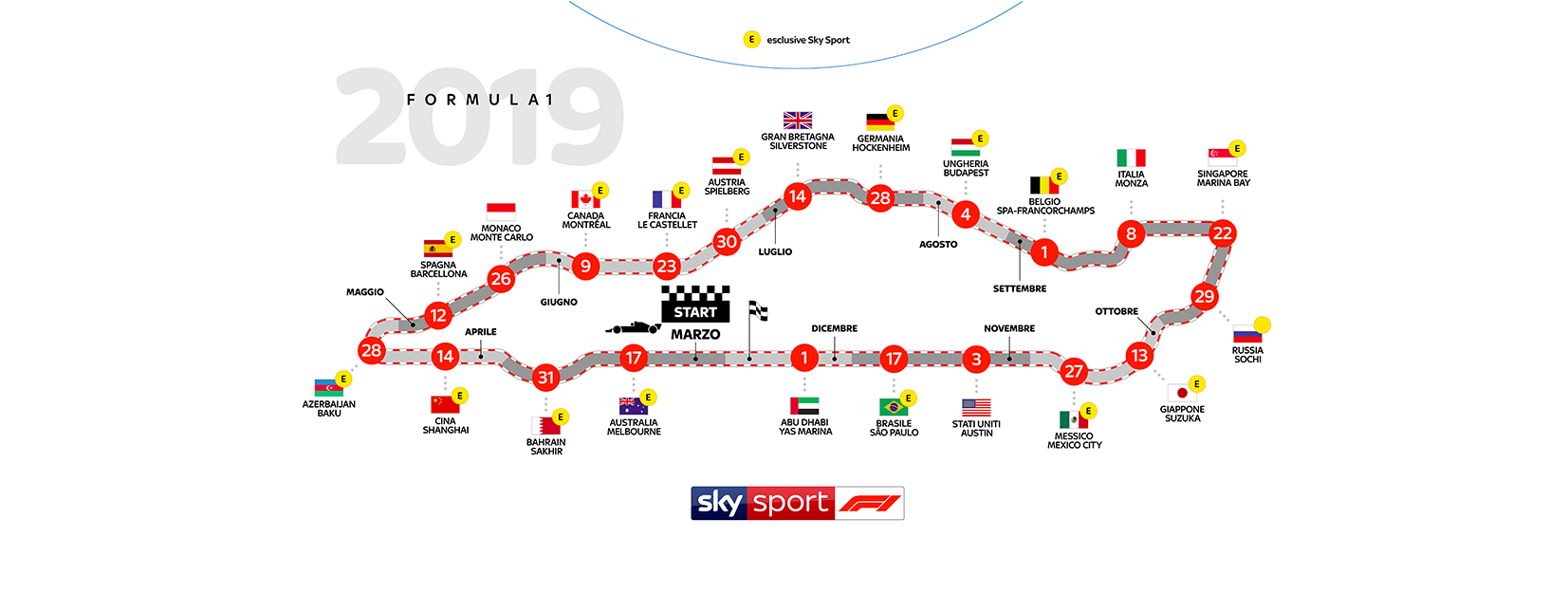 Dirette Tv8 Formula 1