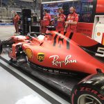 Formula 1 | Nella seconda sessione di prove libere del Bahrein Sebastian Vettel è in vetta davanti Charles Leclerc e Lewis Hamilto