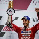 MotoGP | La Corte d'Appello si esprime: lo spoiler della Ducati è legale e Andrea Dovizioso mantiene la vittoria in Qatar