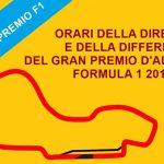 Formula 1 | Gli orari della diretta e della differita del Gran Premio d'Australia 2019