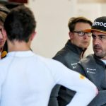 Formula 1 | Fernando Alonso parteciperà ai test in Bahrein per testare la McLaren MCL34