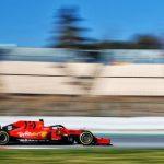 F1 Test | Sebastian Vettel è il pilota più veloce in mattinata nel day 7, Kimi Raikkonen causa l'unica bandiera rossa