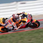 MotoGP | Marc Marquez si aggiudica la pole del Gran Premio delle Americhe davanti a Valentino Rossi e Cal Cruthlow