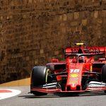 Formula 1 | Charles Leclerc è il più veloce di tutti tra due bandiere rosse nella seconda sessione di libere a Baku