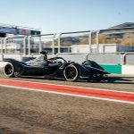 Formula E | La Mercedes prova la sua prima monoposto elettrica con Stoffel Vandoorne e Edoardo Mortara
