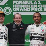 Formula 1 | Lewis Hamilton vince il Gran Premio di Cina, Valtteri Bottas completa il terzo 1-2 stagionale