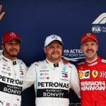 Formula 1 | Valtteri Bottas è il terzo poleman stagionale, davanti Lewis Hamilton e Sebastian Vettel