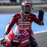 MotoGP | Danilo Petrucci davanti nelle seconde prove libere del Gran Premio di Spagna, soffrono le Yamaha sul passo
